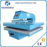Slide out deisgn garment printing machine