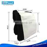 Hot Selling blank Sublimation Shoulder Bag of High Quality