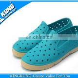 Blue classic slip-on eva beach shoe for man