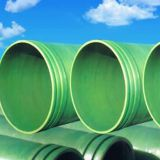 High Voltage Fiberglass Pipe