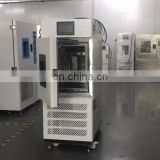 LIYI Easy Operation Testing Equipment Climatic Control Chamber Bench Top Temperature Humidity Chamber