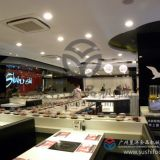 For Chinese Style Buffet Restaurant Customized Conveyor Belt Sushi System