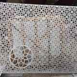 3003 H24 Veneer Carved Aluminum For Hotel Lobby & Office Building 5.0 Mm / 2.5mm Thickness
