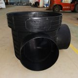 Plastic Underground Inspection Well For Industrial Park Impact Resistance