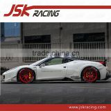L STYLE GLASS FIBER WHEEL ARCHES ( 8 PCS ) FOR FERRARI 458 ITALIA(JSK110250)