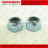 High quality M4 nylon insert lock nut