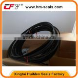 Poly V Belt ,Pulleys Poly V Ribbed Belt ,Polyester Rubber Belt