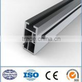 high quality aluminium rail for solar mounting system