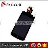 2016 new products for LG nexus 4 screen lcd for lg nexus 4
