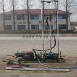 Most economic home using drilling rig! HF80 portable shallow water well drilling rig