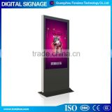 42 inch floor standing full HD lcd touch screen shopping mall all in one digital signage kiosk with low prices