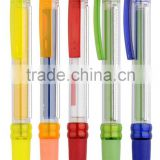 Banner pen & Window pen custom various pictures in paper of pen inside factory manufactures