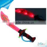 Children Laser Music and Light Up Plastic Sword Toy