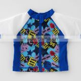 high quality infant rashguard cute baby boy swiming clothing children kids bathing suit Japanese wholesale trendy products