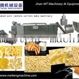 fried or baked corn collets Snacks food processing line skype:lisatanghong +86-0531-15964515336