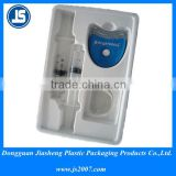 Plastic disposable syringe tray,plastic surgical tray