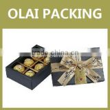cheap innovative design chocolate box wholesale