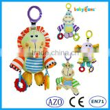 Factory lovely animal cheap custom cute plush gift toy