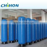 frp plastic tanks for water treatment /frp resin water tank for industrial use ,water softening