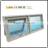 Aluminum Glass Window/Awning Glass Window Fabrication Factory DS-LP536