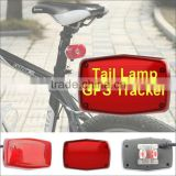 2014 Taillight shape, waterproof design,easy to hide and outdoor installation GPS tracker 304B used for motorcycle and bicycle