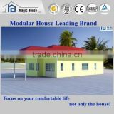 Quick install cheap price sandwich panel customized design beautiful houses ghana