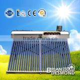 Solar Water Heater With Copper Foil