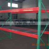 Heavy-duty Cold rolled steel material warehouse racks