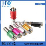 Wholesale - Hot selling 2013 New Products dry herb/wax vaporizer dry herb ego vaporizer rda