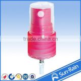 china 0.12 high quality PP Plastic Type and Plastic Material mini mist trigger sprayer pump
