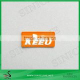 Sinicline Soft PVC Labels for Swimwear with Custom Brand