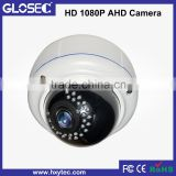 2MP 1080p full hd cctv camera 30PCS IR Leds for hd ahd dome camera security system 3 years warranty