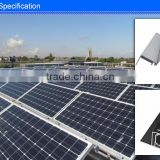 Factory Direct Price Aluminium Solar Panel Mounting Structure Manufacturer