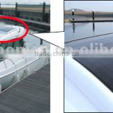 FLEXIBLE CIGS THIN FILM SOLAR PANEL for Boats, Sailboats and Yachts Batteries