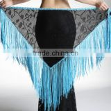 New sexy fashional belly dance hip scarf in performance from wuchieal(YL127)