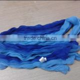 polyester crinkle fashionable voile scarf