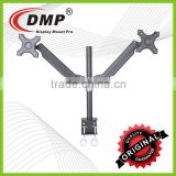 GS351D VESA 100x100 LCD LED Desk Mount TV Stand Gas Spring Dual Monitor Arm