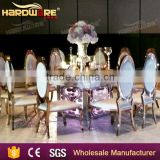 hotel furniture meeting hall steel frame wholesale banquet chairs                                                                         Quality Choice