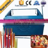 easy operation 200 moulds wax candle making machine price