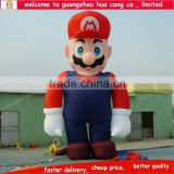 Guangzhou giant inflatable super mario inflatable mario for advertising customized inflatable cartoon