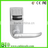 Z-wave Remote Control Password Keypless Electronic Cheap Door Locks With Handle (HF-LC9)