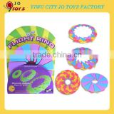 Colorful New design Foldable Frisbee Fan