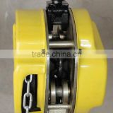 2 ton manual chain hoist block CE ISO approved 3000kg tested load