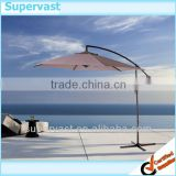 10ft Alu. Banana Hanging Outdoor Umbrella, patio umbrella, Outdoor patio umbrella, 10ft, hanging umbrella,