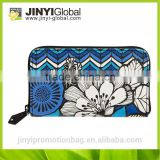 Lady Women's PU Leather Purse Clutch Wallet Design Printing Bag Card Holder