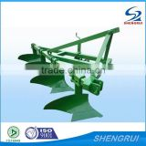 Factory Direct Supply Agricultural Implement Furrow Plough with tractor