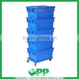 EPP Logistics turnover plastic boxes with lids