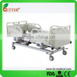 Upgraded ICU five function electric hospital bed                                                                                                         Supplier's Choice