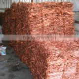 Copper WIRE SCRAP Mill Berry 99%