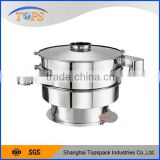 High precision rotary standard separation sieve